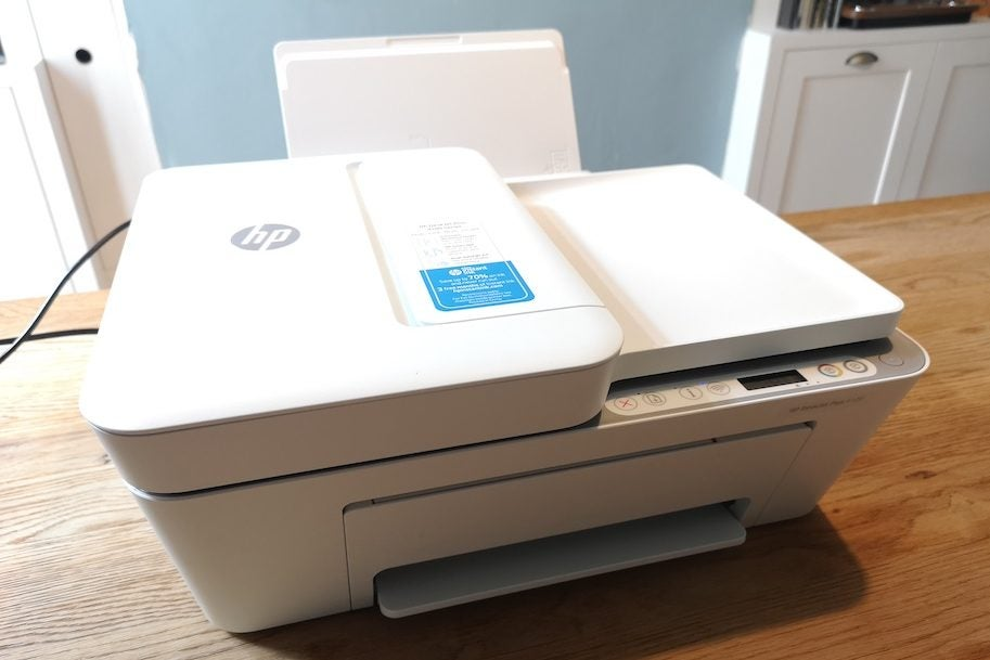 HP Printer not printing in colour