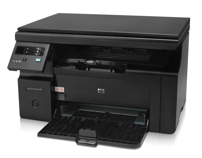 clear memory on HP Printer