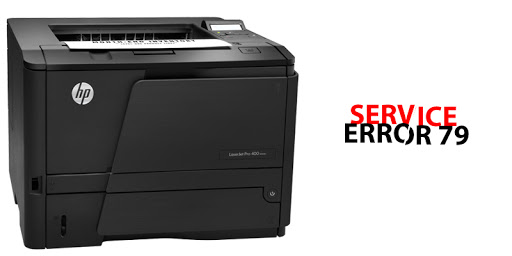 HP Printer Service Error 79