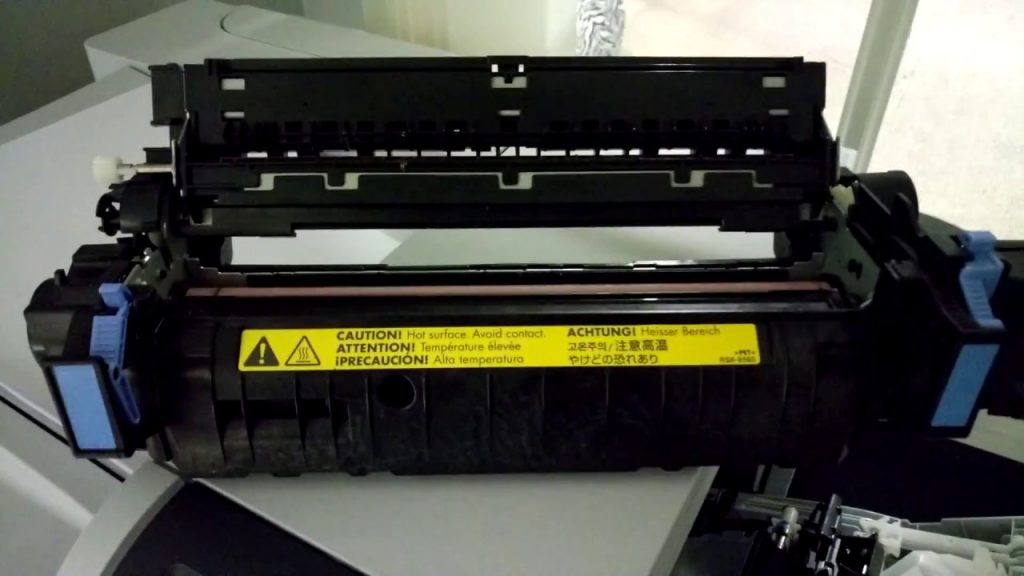 HP Printer Fuser Error Code 50.3