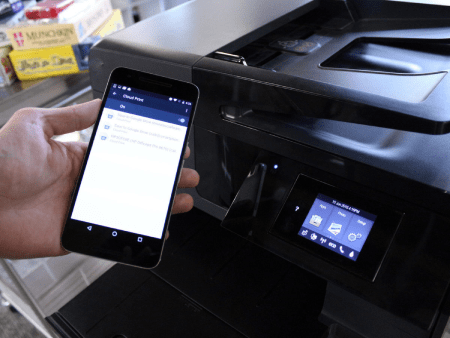HP Printer Printing Issue On An Android Phone
