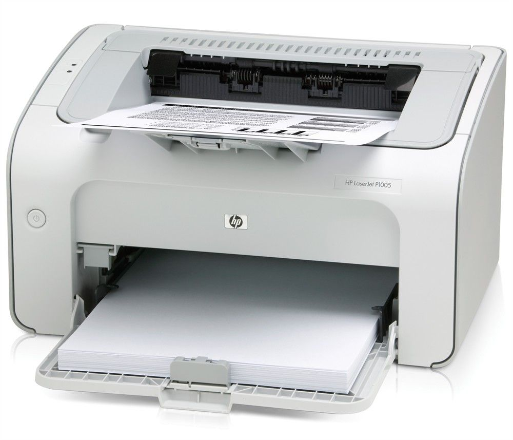 HP LaserJet P1005 Scanner Error 52.0