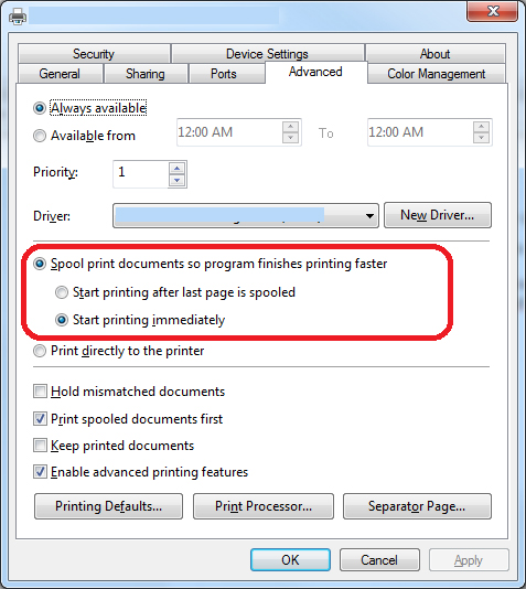 Restarting your Printer and try to print a document. Hopefully, it will work for you