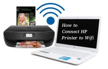 HP Printer Wireless Setup To Add Printer